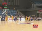 2019江苏省男子篮球超级联赛在我市鸣哨开赛