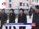 省政协主席黄莉新来淮开展节前慰问