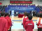 全国蹦床青少年锦标赛在金湖县开赛