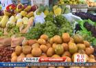"""秋季水果""""缤纷上市"""" 桔子葡萄争尝鲜"""