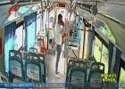 【核心价值观】乘客粗心遗失巨款  公交司机拾金不昧