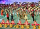 淮安市第八届城市运动会开幕