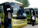 """淮汽""""站校巴士""""下月开通 接送学生直达校门口"""