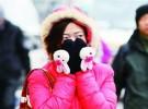 冷空气来袭,本周末吉林11选五最低温度将达-6℃!