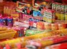 警方查获2852箱烟花爆竹