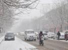淮安交警发布雪后易结冰和事故高发路段!