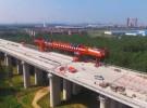 """【重磅】淮安铁路建设最新进展!明年底,这条""""铁路大动脉""""将率先打通!"""