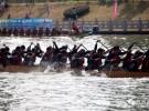 省运会龙舟项目开赛!淮安等11个市,共400多名运动员参赛!