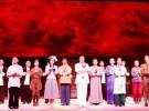 这个剧历经三个月,在淮安人民大会堂首次和观众见面!