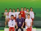 淮安健儿再夺两金!8岁小将王清如斩获淮安体操项目首金!
