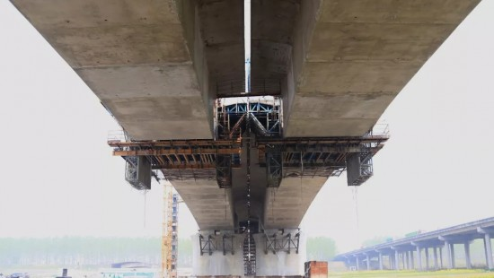 跟淮安高铁建设相关!京沪高速这个改扩建工程计划明年4月完成!