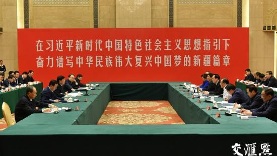 江苏省党政代表团赴新疆考察学习:落实党中央部署要求,深入推进对口援疆与合作发展