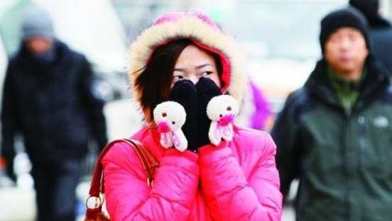 冷空气来袭,本周末淮安最低温度将达-6℃!
